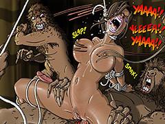 spanking woods woods