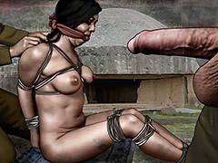 screamed slave slave