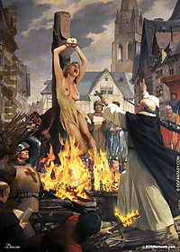 No mercy for adulterous witches pic 1